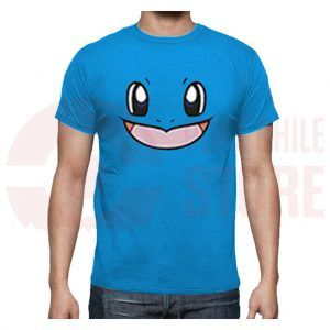 Polera Squirtle