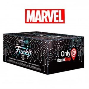 CAJA KIT: GSB: BLACK FRIDAY 2019 MARVEL (IE) EXCLUSIVO