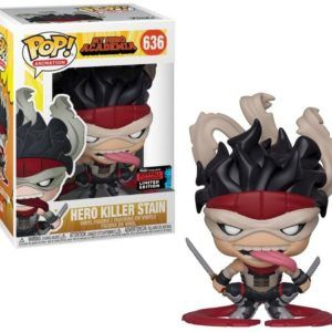 Funko Pop MHA – Hero Killer Stain
