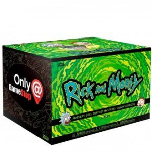 RICK & MORTY – BOX KIT EXCLUSIVO