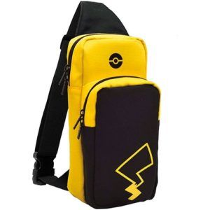 Bolso Nintendo Switch Pokemon Trainer Pack Pikachu