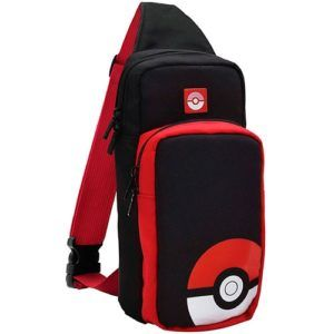 Bolso Nintendo Switch Pokemon Trainer Pokeball Go