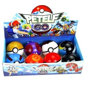 BOX POKEBALLS