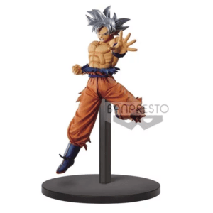 Dragon Ball Super – Goku Ultra Instinct Banpresto