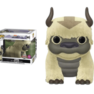 Funko Pop! Avatar The Last Airbender Appa 6.0 in Flocked Exclusive Edition